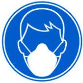 Verzoek tot dragen mondmasker binnen de praktijk