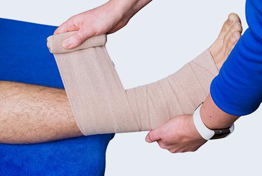 Oedeemtherapie fysio en manuele therapie holtslag for Behandeling oedeem